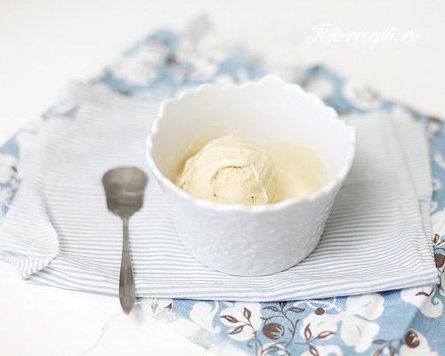 Мороженое крем-брюле - рецепт