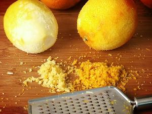 Сливочно-апельсиновый десерт (апельсиновая панакотта)
