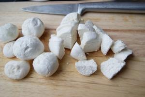 Грибной салат из шампиньонов с ветчиной рецепт