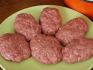 Пошаговый рецепт приготовления котлет из мясного или куриного фарша с фотографиями