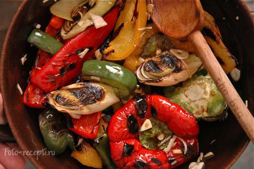 Говядина с овощами рецепты
