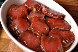 Что можно сделать из свиной вырезки