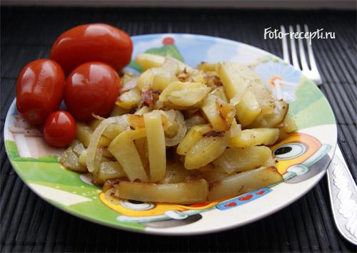 Блюда из картошки рецепты пошагового приготовления