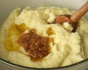Рецепт картофельного пюре