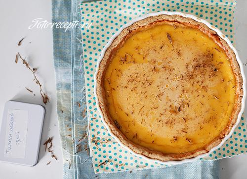 лимонный кекс с мёдом рецепт с медом