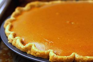 Рецепты тыквенного пирога