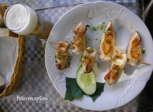 Рецепты блюд приготовленных на барбекю