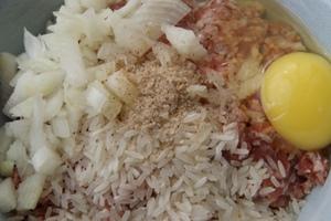 суп из тефтелей с рисом рецепт с фото