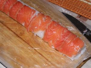 Sushi en un apuro